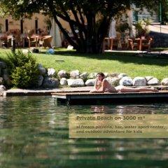 Отель Dependence del Parco Порлецца бассейн фото 3