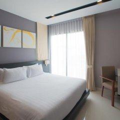 Отель The Charm Resort Phuket 4* Номер Делюкс с двуспальной кроватью фото 4