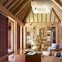 Отель Four Seasons Resort Bora Bora 5* Люкс с различными типами кроватей фото 2