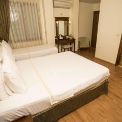 Hotel Golden Crown 3* Стандартный номер с различными типами кроватей фото 6