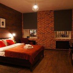 LiKi LOFT HOTEL 3* Улучшенный номер с различными типами кроватей фото 3