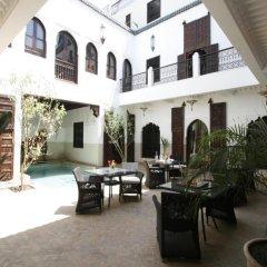 Отель Riad Assakina Марокко, Марракеш - отзывы, цены и фото номеров - забронировать отель Riad Assakina онлайн питание