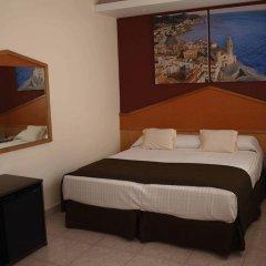 Отель Galeón 3* Стандартный номер с двуспальной кроватью