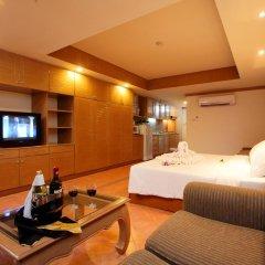 Отель Horizon Patong Beach Resort & Spa 3* Стандартный семейный номер разные типы кроватей фото 3