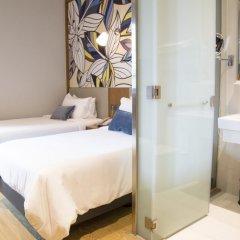 Hotel Bencoolen@Hong Kong Street 4* Номер Делюкс с 2 отдельными кроватями фото 3