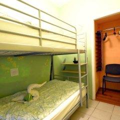 Арт-хостел Сквот Стандартный номер с разными типами кроватей фото 2