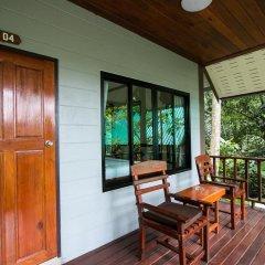 Отель Aonang Cliff View Resort 3* Бунгало с различными типами кроватей