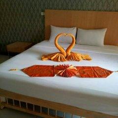 Отель Jomtien Plaza Residence 3* Номер Делюкс с различными типами кроватей фото 5