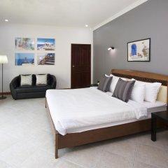 Отель Magic Villa Pattaya 4* Вилла Делюкс с различными типами кроватей фото 32