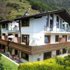 Отель Appartements Oberpefohl Парчинес балкон