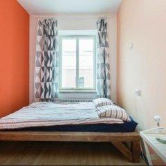 Хостел Ура рядом с Казанским Собором Номер с общей ванной комнатой с различными типами кроватей (общая ванная комната) фото 20