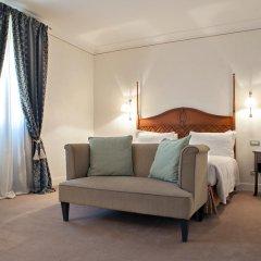 Отель Terme di Saturnia Spa & Golf Resort 5* Улучшенный номер с двуспальной кроватью фото 2