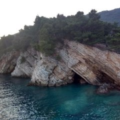 Apartments Pod Lozom in Petrovac, Montenegro from 82$, photos, reviews - zenhotels.com outdoors