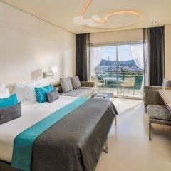 Aguas de Ibiza Grand Luxe Hotel 5* Номер Делюкс с различными типами кроватей фото 2