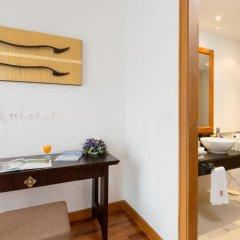 Отель Angsana Villas Resort Phuket 4* Люкс с различными типами кроватей фото 2