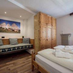 Отель Residence La Roggia Долина Валь-ди-Фасса комната для гостей фото 4