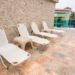 Отель Family Hotel Gallery Болгария, Солнечный берег - отзывы, цены и фото номеров - забронировать отель Family Hotel Gallery онлайн бассейн фото 2