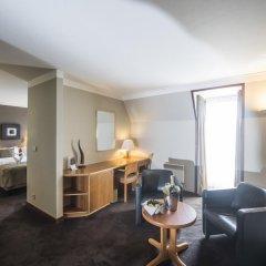 Отель Begijnhof Congres Hotel Бельгия, Лёвен - отзывы, цены и фото номеров - забронировать отель Begijnhof Congres Hotel онлайн комната для гостей фото 2