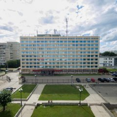 Гостиница Державинская Тамбов парковка