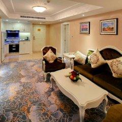 Central Hotel Jingmin 5* Апартаменты с 2 отдельными кроватями фото 4
