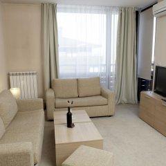 Отель Lucky Bansko Aparthotel SPA & Relax 5* Студия разные типы кроватей фото 4