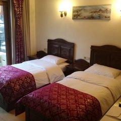 Saruhan Hotel 3* Стандартный номер с двуспальной кроватью фото 6