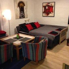 Отель Guesthouse Trabjerg 3* Стандартный номер с разными типами кроватей фото 14