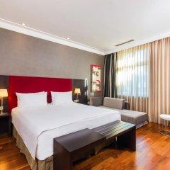 Отель NH Poznan 4* Стандартный номер с различными типами кроватей фото 3