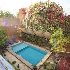 Отель La petite kasbah Марокко, Загора - отзывы, цены и фото номеров - забронировать отель La petite kasbah онлайн балкон
