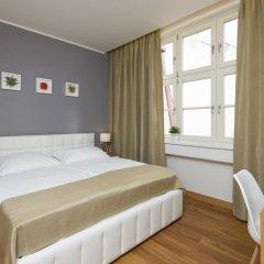 Hotel Garden Court 4* Стандартный номер с различными типами кроватей фото 2