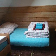 Отель Camping Harenda Pokoje Gościnne i Domki Стандартный номер фото 15