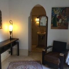 Отель Riad Dar Nabila 3* Стандартный номер с различными типами кроватей фото 9