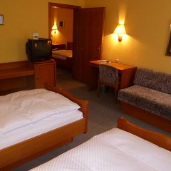 Hotel Deutsche Eiche 2* Стандартный номер фото 3