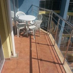 Отель Marack Apartments Болгария, Солнечный берег - отзывы, цены и фото номеров - забронировать отель Marack Apartments онлайн балкон