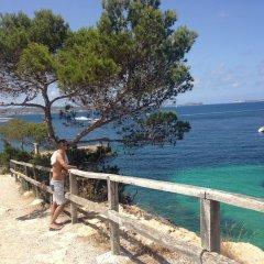 Отель Villa Colina Ibiza пляж