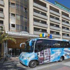 Elba Vecindario Aeropuerto Business & Convention Hotel городской автобус