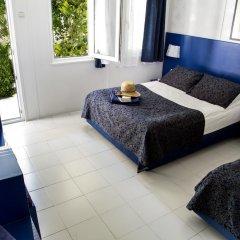 Blue & White Hotel 3* Бунгало разные типы кроватей фото 2