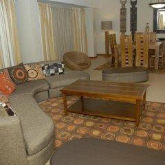 Отель Aparthotel Mil Cidades комната для гостей фото 2