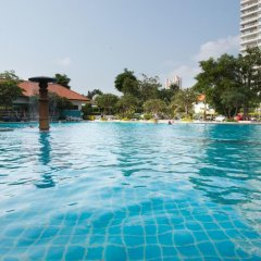 Отель View Talay 5 Jomtien Beach Паттайя бассейн