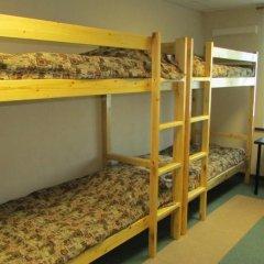 Хостел 4&4 Кровать в общем номере фото 17