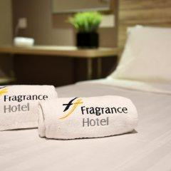 Отель Ibis Budget Singapore Crystal 2* Улучшенный номер с различными типами кроватей фото 7