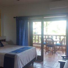Отель Playa Conchas Chinas 3* Стандартный номер фото 6