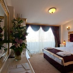 Vali Konak Hotel 4* Номер Делюкс с различными типами кроватей фото 10