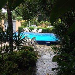Отель Aparta Hotel Bruno Доминикана, Бока Чика - отзывы, цены и фото номеров - забронировать отель Aparta Hotel Bruno онлайн балкон