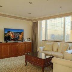 Отель China Mayors Plaza 4* Улучшенный люкс с различными типами кроватей фото 4