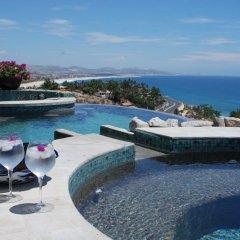 Отель Villa Vista del Mar бассейн