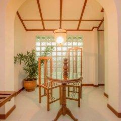 Отель Sigiriya Village 4* Улучшенный коттедж с различными типами кроватей фото 11