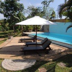 Отель Nisalavila Шри-Ланка, Берувела - отзывы, цены и фото номеров - забронировать отель Nisalavila онлайн бассейн фото 2
