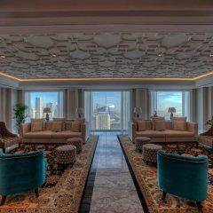 Отель Taj Dubai 5* Президентский люкс с различными типами кроватей фото 2