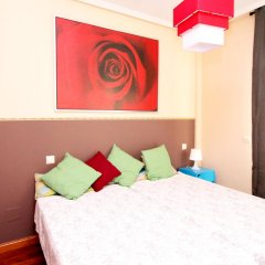 Отель Castilla Luz Deco комната для гостей фото 4